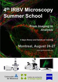 IRBV Microscopy Summer School